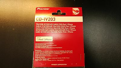 Pioneer CD-IV203 cable