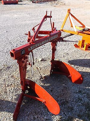 Used Massey Ferguson 2-14 Inch Turning Plow, 3 Pt Hitch, WE SHIP CHEAP AND FAST