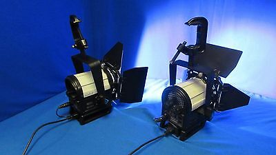 Litepanels Sola 4 Daylight LED Fresnel Light w/C-Clamps, qty2