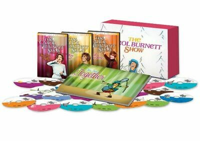 CAROL BURNETT SHOW Ultimate Collection 22 DVD Box Set New 27154-X
