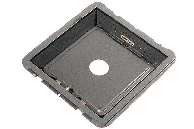 Plaubel Peco Profia recessed Platine Junior Adapter Größe 00 Lens Board 4x5