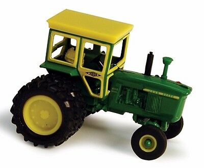 John Deere 4010 Series Tractor 1960 With Dual Rear Wheels Diecast Scale 1/64