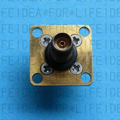 1pcs Used Good 40GHz 2.92mm female  to 2.92mm female Connector Adapter