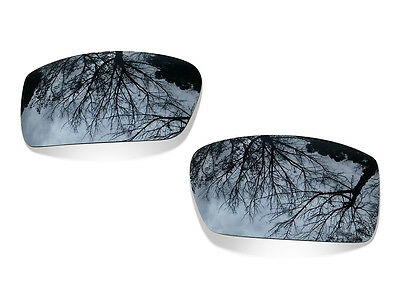 Fit&See Polarized Black Replacement Lenses for Oakley Eyepatch 1&2