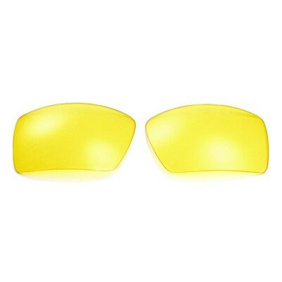 Fit&See Polarized Yellow Replacement Lenses for Oakley Eyepatch 1&2