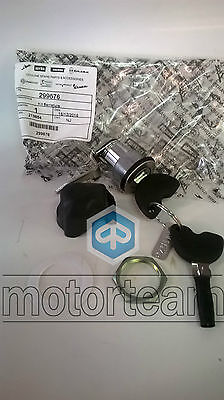 Kit Serrature Originale Piaggio Vespa 299676