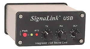 Tigertronics Signalink SL-USB Sound Card Interface Not Wired