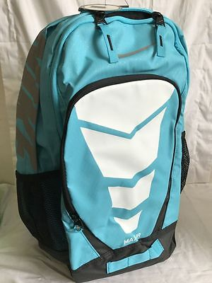 NIKE MAX AIR Backpack Blue Brand New With Tags -  44.99  e9bacf784a5e3