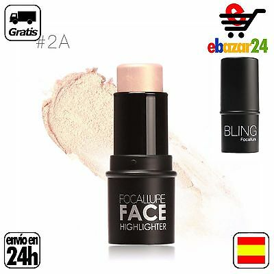 #2 FOCALLURE FACE HIGHLIGHTER MAKE UP BRILLO MAQUILLAJE CONTOUR  *Envío GRATIS d