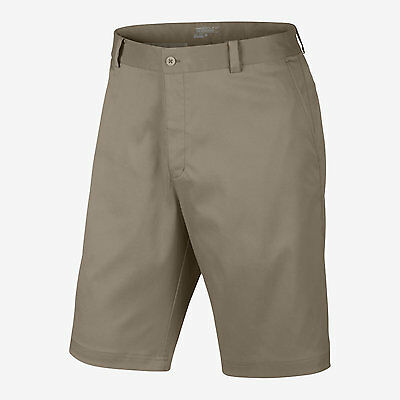 Men's Nike Golf Dri-Fit Flat Front Tech Shorts NEW (551808-235) , $65
