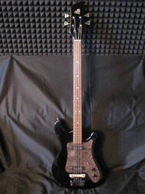 BASS-2 RARE Vintage Bass Guitar Soviet USSR (Rostov on Don)