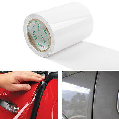 HOT 5m Clear Car Protective Rhinoceros Film Vinyl Bra Door Edge Paint Protection