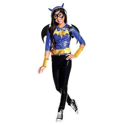 NEW Batgirl Deluxe Costume - Size 6-8 Size: 6-8