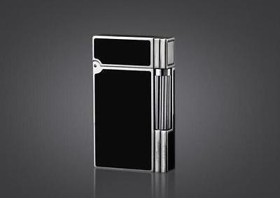 NEW S.T Memorial lighter Bright Sound!windproof Silver