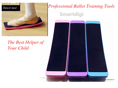 Ballet Turnboard Dance Pirouettes Exercise Foot Accessory Tool Easy Ballet Train