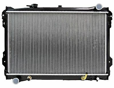 Radiator Mazda Bravo B UF B2600 Ford Courier PC 2.6L 85-96  Auto Manual 86 90 95