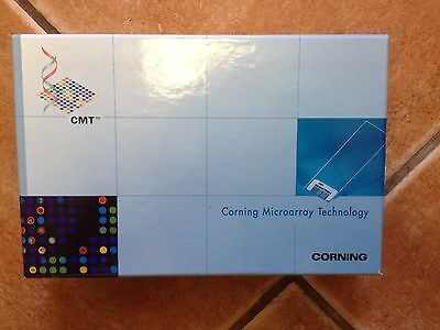 Corning Microarray Technology CMT-Gaps Coated Slides Cat# 2550