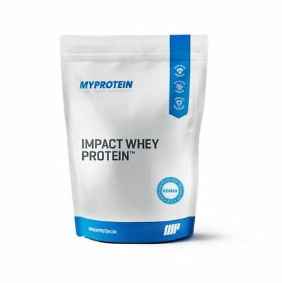 Impact Whey Protein, Natural Chocolate, 2.5kg  - MyProtein