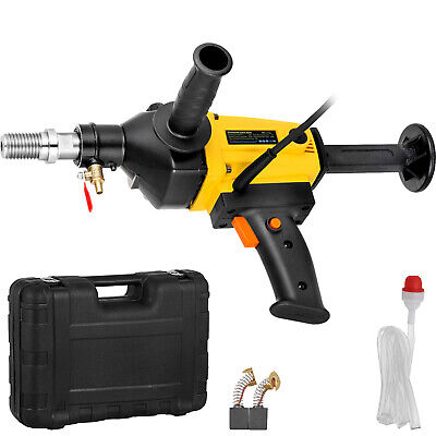 New Vevor Diamond Core Drill Concrete Hand-Held Machine Wet Drilling