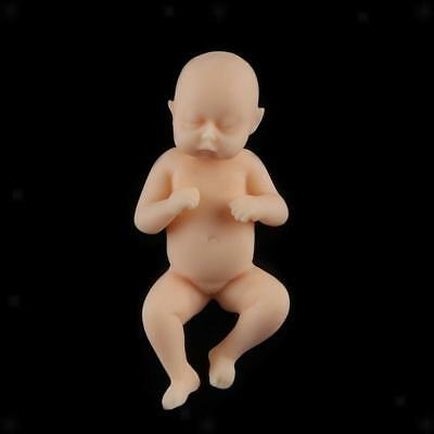 3.15'' Reborn Baby Boy Dolls Realistic Mini Lifelike Full Body Newborn Toy