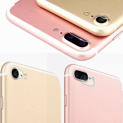 Useful Back Camera Lens Protection Guard Tempered Glass Film For iPhone 7 8 Plus