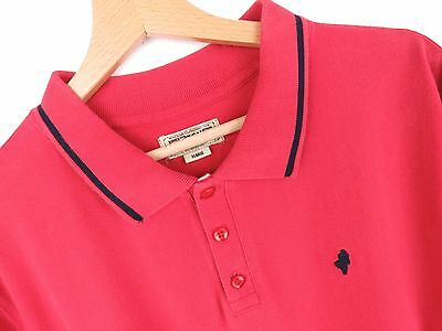 MV216 MARLBORO CLASSICS VINTAGE POLO SHIRT TOP ORIGINAL PREMIUM BASIC size XL