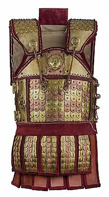 Classical Greek Cuirass Panoply Scaled Linothorax , Unique Quality Reproduction