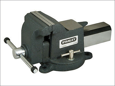 "Stanley STA183066 MaxSteel Heavy Duty Bench Vice 4"" Inch 100mm 1-83-066 New"