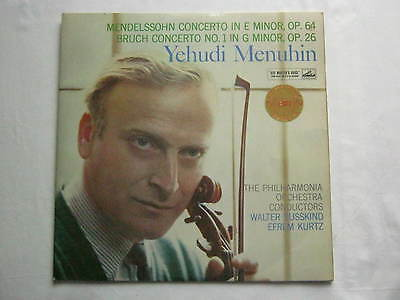 Menuhin - Asd 334 Mendelssohn Uk Nipper Ex Uk
