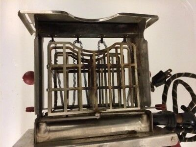 Antique toaster ElectricTwo Door Chrome Doors