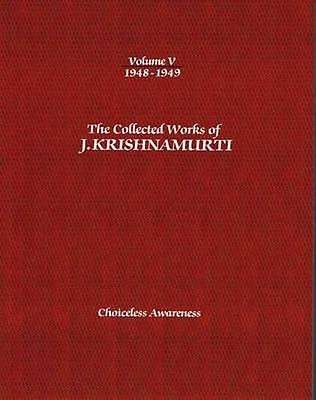 NEW The Collected Works Of J. Krishnamurti by Jiddu... BOOK (Paperback)