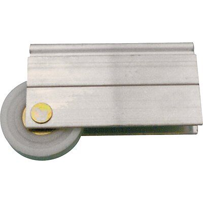 Prime-Line Products N 6599 Mirror Door Roller Assembly, 1-1/2 in., Plastic Ball