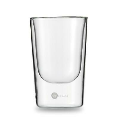 Jenaer Glas Hot´n Cool Match Mug M 91 Set of 6 Double-Walled Glass Cup 200 ml
