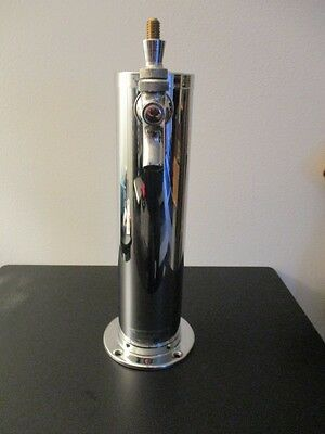 Single Tap Draft Beer Tower With Faucet Olmstead Product Corp