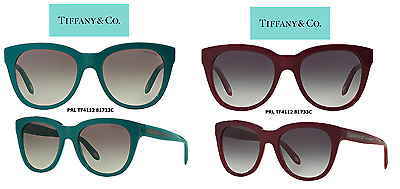 Tiffany & Co. Sunglasses TF4112 Series (Multiple Colors) 100% Authentic & New