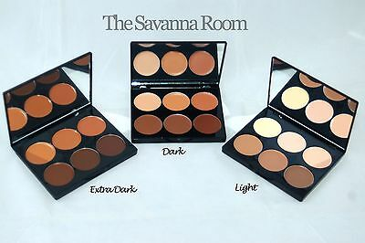 NEW SLEEK CREAM CONTOUR KIT FACE MAKEUP PALETTE - Dark/Light/Extra Dark