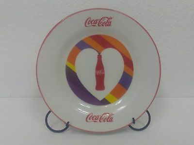 Coca Cola Decorative Plate 2012