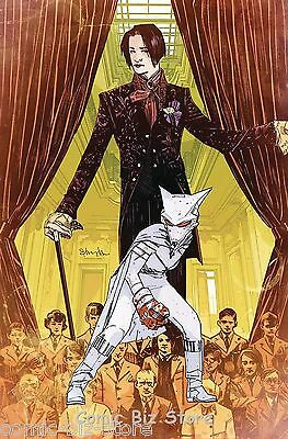 Mother Panic #4 (2017) 1St Printing Dc Young Animal Bagged & Boarded