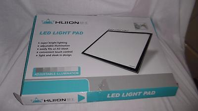 New Huion Adjustable Illumination A3 LED Light Pad Box 240v slim