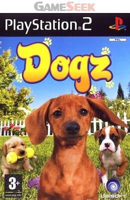 Dogz - Playstation Ps2 Brand New Free Delivery