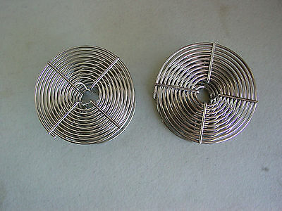 Two (2)  35mm Stainless Steel Film Developing Reels,