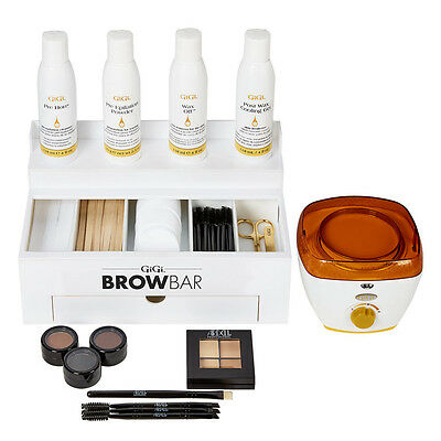 Gigi Brow Bar - Brow Grooming System to Shape and Define