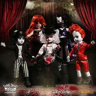 LIVING DEAD DOLLS Series 33 Le Moulin Morgue by Mezco - In Stock You Choose