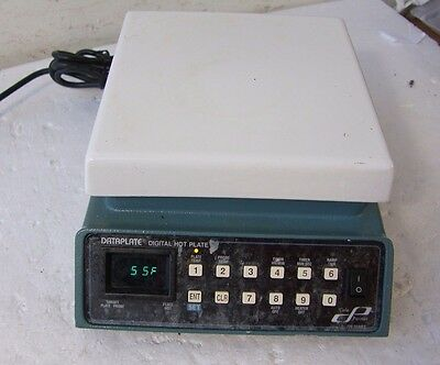 Cole Parmer 720 Series Model 03404-34 Dataplate Laboratory Lab Hot Plate