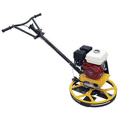 "POWER TROWEL 24"" with 6HP Engine, Oil Alert, BRAND NEW ! Comes with Float Pan"