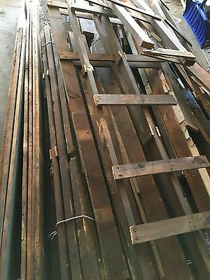 Reclaimed Wood- Architectural Salvage