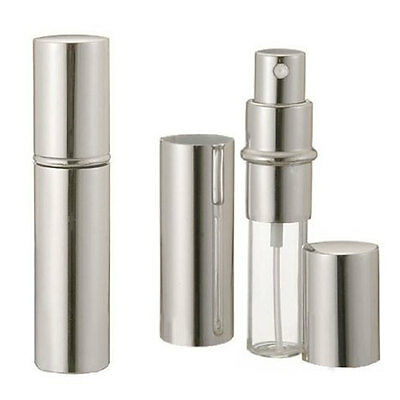 Perfume Aftershave Atomizer Atomiser Bottle 10ml Pump Travel Refillable Spray