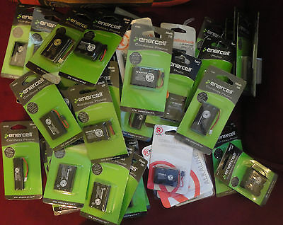 Absorted lot of wireless phones batteries