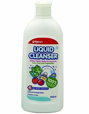 Pigeon Baby Liquid Cleanser 450Ml