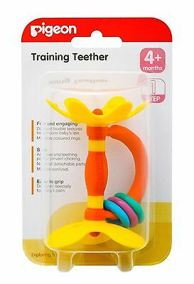 Pigeon Baby Training Teether Step 1